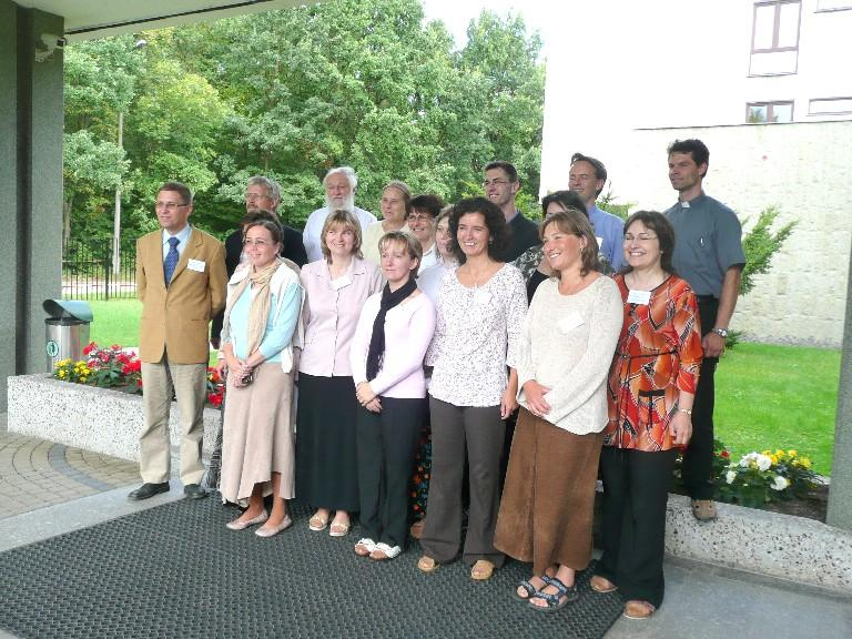 Participants from Czech Republic and from Slovacchia 2009