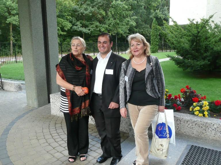 Participants from Georgia and Armenia 2009