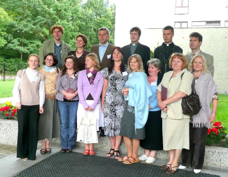Participants from Lituania 2009