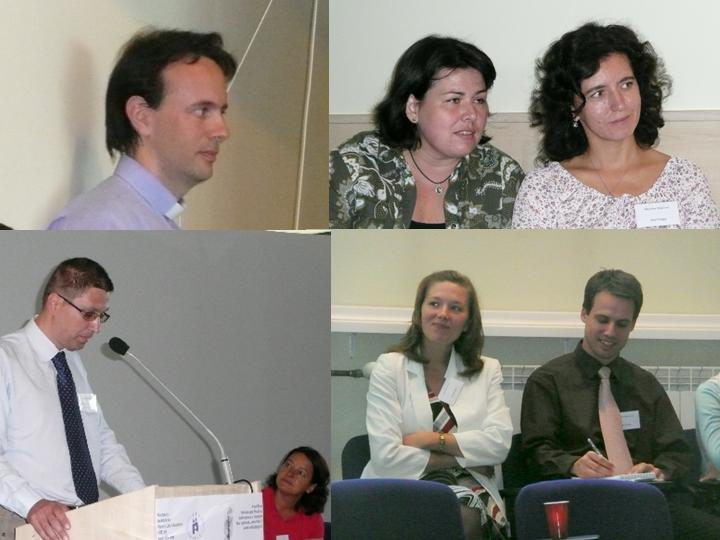 Some participants from Slovacchia 2009