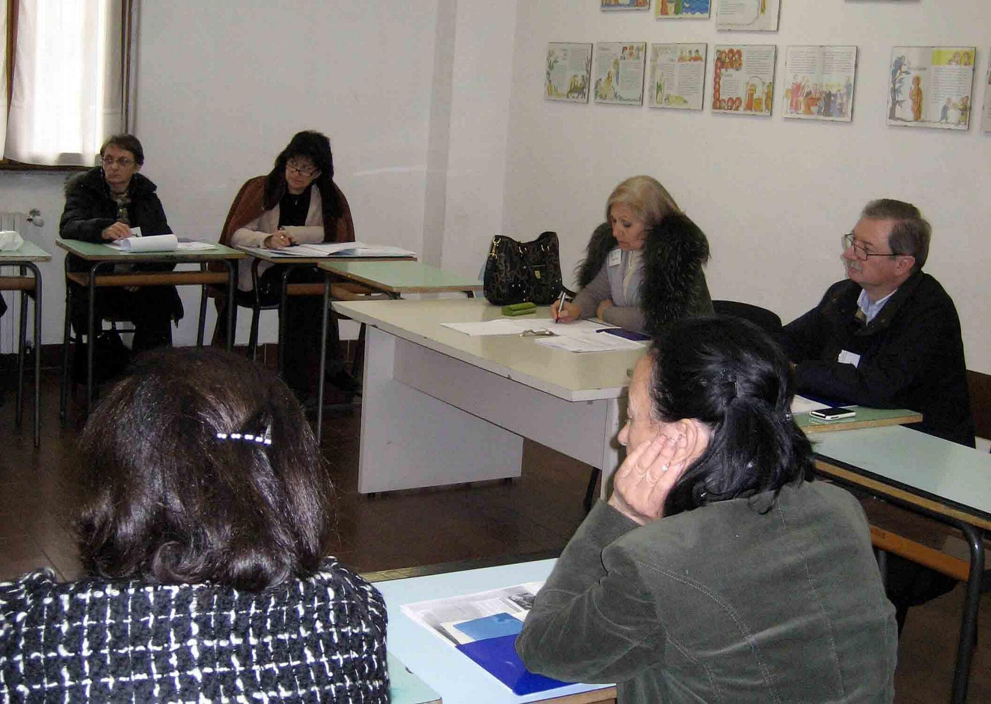 Working group 1 2009